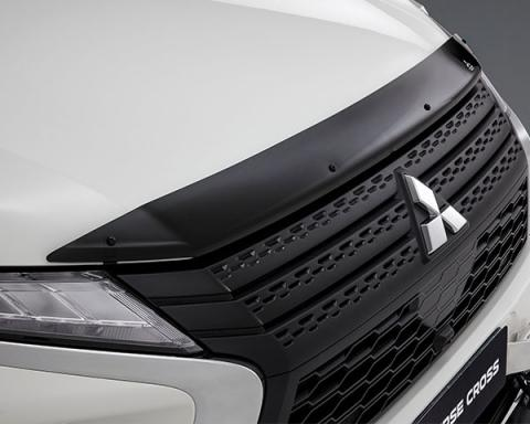 Eclipse Cross Bonnet Protector (Tinted)